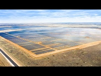 CoServ adds power from 100 MW Lapetus Solar project in West Texas to energy portfolio