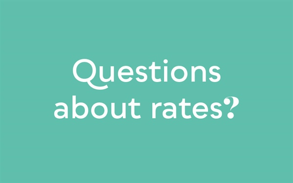 Questions about CoServ's rates? We have answers