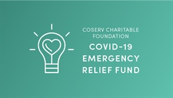 CoServ accepting donations to COVID-19 Relief Fund to help Members and Customers