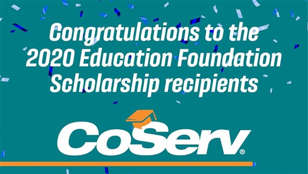 CoServ awards scholarships to high school seniors in 23 North Texas school districts