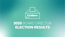 Members re-elect 2 to CoServ Electric Board; runoff election required in District 4