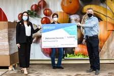 How a $15,000 CoServ Charitable Foundation grant turned into $100,000 for Metrocrest Services