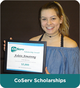 CoServ Scholarships