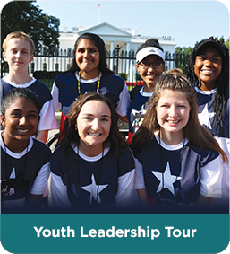 Youth Leadership Tour