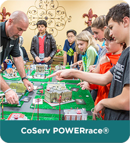 CoServ POWERrace
